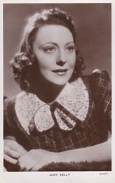 Judy Kelly Australian-British actress