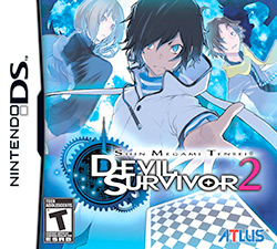 <i>Shin Megami Tensei: Devil Survivor 2</i> role-playing game in the Megami Tensei series developed by Atlus for the Nintendo DS