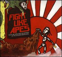 Fight Like Apes and the Mystery of the Golden Medallion album cover.jpg