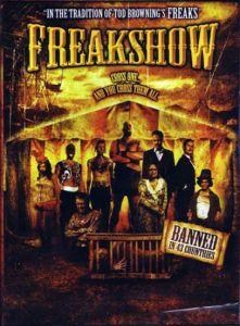 The freak show movie