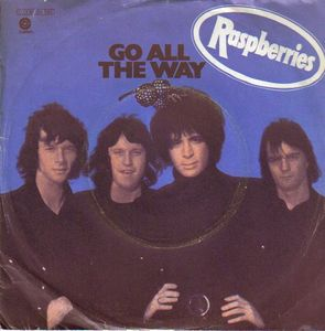Go All the Way (song) 1972 single by Raspberries