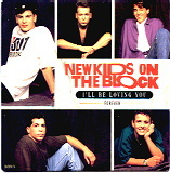 New Kids on the Block — I'll Be Loving You (Forever) (studio acapella)