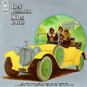 <i>Jack Johnson</i> (album) 1971 album by Miles Davis