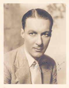 Kim Peacock British actor (1901-1966)