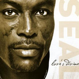 Loves Divine 2003 single by Seal
