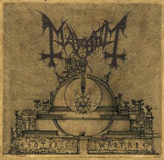 <i>Esoteric Warfare</i> 2014 studio album by Mayhem