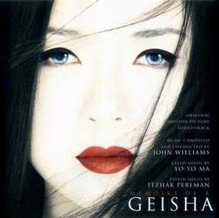 memoirs of a geisha soundtrack wikipedia