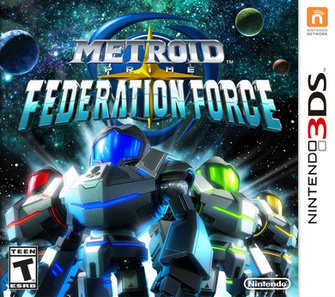 Metroid Prime: Federation Force - GameSpot