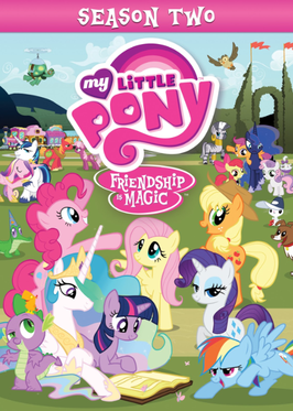 My Little Pony: Friendship Is Magic (season 2) - Wikipedia