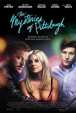 Mysteries of pittsburgh movie