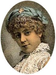 Nellie Farren British actor and singer