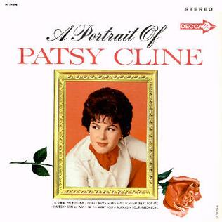 <i>A Portrait of Patsy Cline</i> 1964 studio album by Patsy Cline