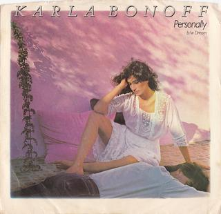 Personally (Karla Bonoff song) 1982 song performed by Karla Bonoff