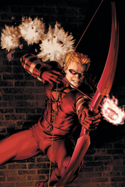 74 Arrow Tv Series Episode Damaged Dc Comics Database