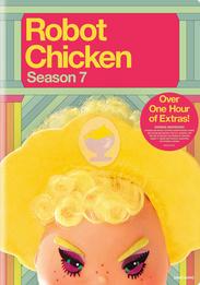 607568b4ff1 Robot Chicken (season 7) - Wikipedia