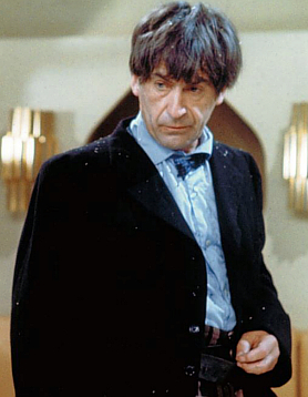 second doctor wikipedia