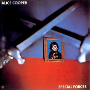 <i>Special Forces</i> (Alice Cooper album) 1981 studio album by Alice Cooper