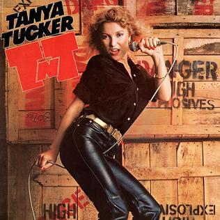 <i>TNT</i> (Tanya Tucker album) 1978 studio album by Tanya Tucker