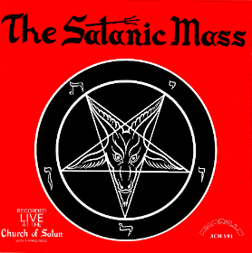 <i>The Satanic Mass</i> 1968 studio album by Anton Szandor LaVey
