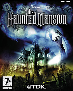 The Haunted Mansion Video Game Wikipedia