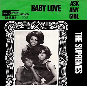 Baby Love 1964 single by The Supremes