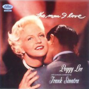 <i>The Man I Love</i> (album) 1957 studio album by Peggy Lee