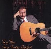 <i>Tony Rice Sings Gordon Lightfoot</i> compilation album by Tony Rice
