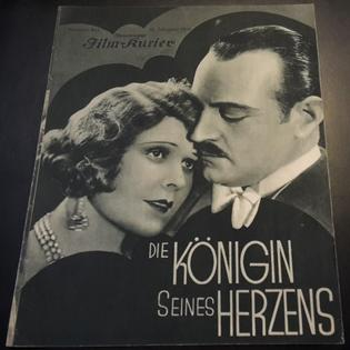 <i>Vienna, City of My Dreams</i> (1928 film) 1928 film by Victor Janson