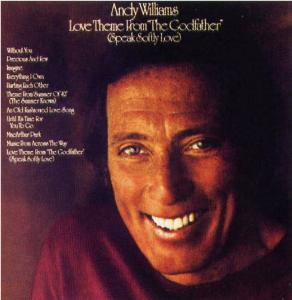 """<i>Love Theme from """"The Godfather""""</i> (album) 1972 studio album by Andy Williams"""