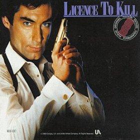 <i>Licence to Kill</i> (soundtrack) 1989 soundtrack album by Michael Kamen