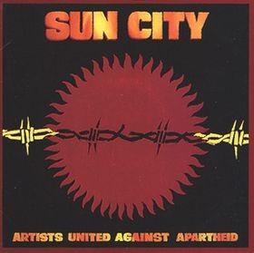 <i>Sun City</i> (album) 1985 studio album by Artists United Against Apartheid