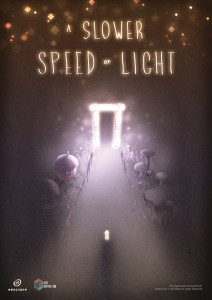 Picture of a game: A Slower Speed Of Light