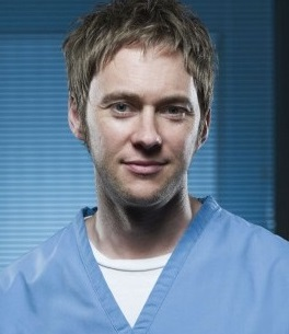 Abs Denham Fictional character from the BBC medical drama Casualty