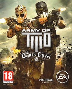 ArmyOfTwo3 تریلر جدیدی از عنوان Army of Two: The Devils Cartel