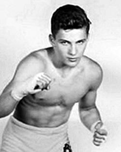 Artie Levine American boxer