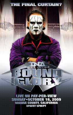 Post image of TNA Bound for Glory 2009