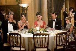 At the Codfish Ball 7th episode of the fifth season of Mad Men