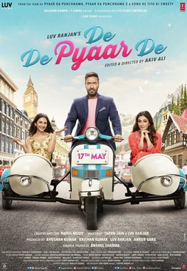 De De Pyaar De Full Movie Download On Filmywap, Filmyzilla, Telegram