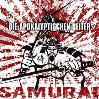 Samurai die apokalyptischen reiter album wikipedia for Die apokalyptischen reiter