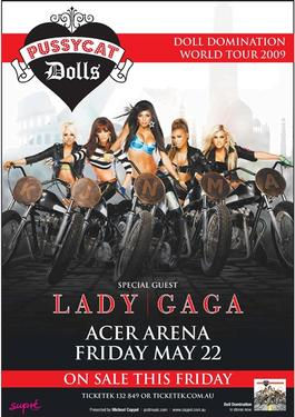 Pussycat Dolls Doll Domination Tour 102