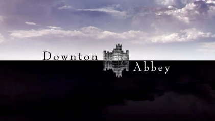 Downton Abbey title card