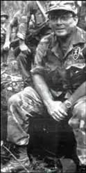 Enrique Bermúdez Nicaraguan Contra leader