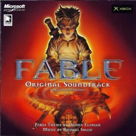 Music of the <i>Fable</i> series album