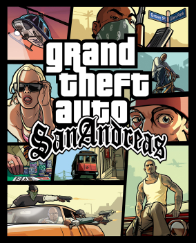 <i>Grand Theft Auto: San Andreas</i> 2004 open world action-adventure video game