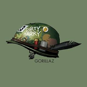 Gorillaz featuring Bootie Brown - Dirty Harry (studio acapella)