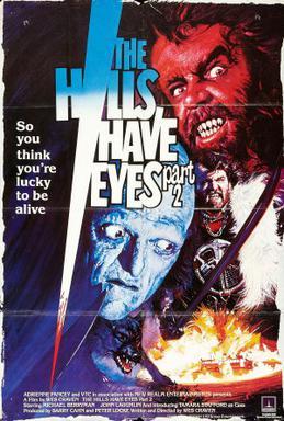 Hills Eyes Part Ii 1984