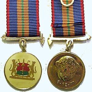 Independence Medal (Bophuthatswana)