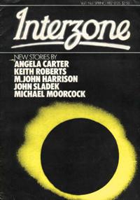 <i>Interzone</i> (magazine) British fantasy and science fiction magazine