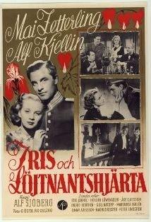 <i>Iris and the Lieutenant</i> 1946 Swedish film directed by Alf Sjöberg