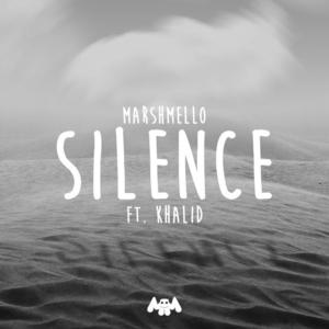 Image result for silence marshmello album cover
